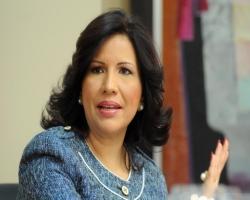 Margarita asegura no habrá reelección ni el tema dividirá al PLD