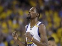 Kevin Durant reivindica su liderazgo en triunfo de los Warriors de Golden State