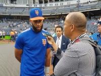 #Audio: #Entrevista al dominicano #AmedRosario, Campocorto de Los #Mets de #NewYork en #MLB