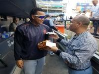#Audio: #Entrevista al venezolano #MiguelCabrera, primera base de Los #Tigers de #Detroit en #MLB
