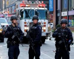 Atacante de NY actuó como represalia por ofensiva contra EI