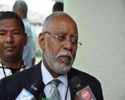 Wilson Roa llama al Gobierno a retomar el diálogo con el CMD