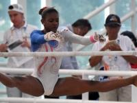 Yamilet conquista oro y plata en los Juegos Bolivarianos