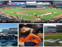 GL Postemporada ALCS 2017: El Yankee Stadium le quedó inmenso a los Astros