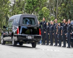 USA: Sigue el luto por Nancy Reagan, a la espera de su funeral el viernes