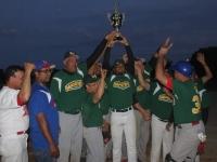 """V Copa Cooperativa San José: Mamita Ices Campeón, Liga de Softball """"Los Amigos de SAJOMA"""""""