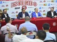 Escogido anuncia Luis Rojas se mantiene como su dirigente